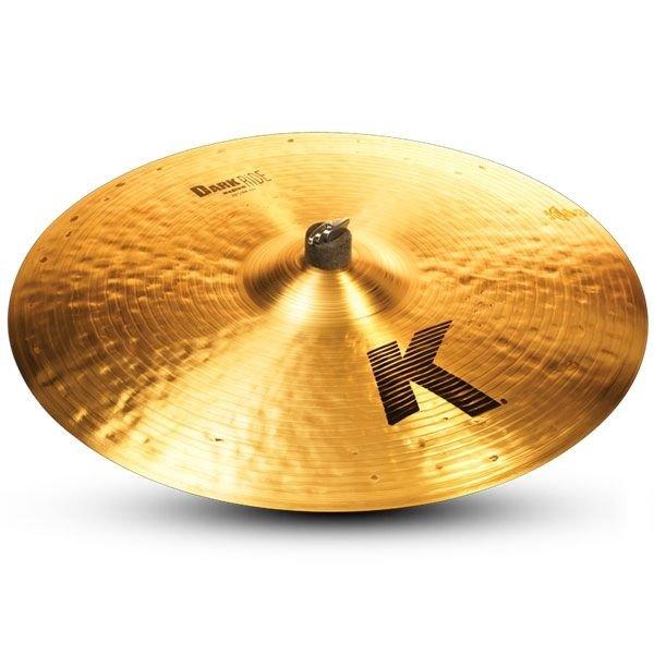 "Zildjian K Series 22"" Dark Medium Ride Cymbal"