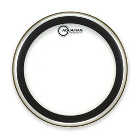 "Aquarian Aquarian 15"" (2-Ply) Drumhead with Glue"