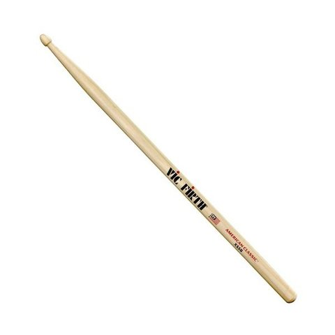 Vic Firth American Classic - X55B Hickory Wood Tip Drumsticks