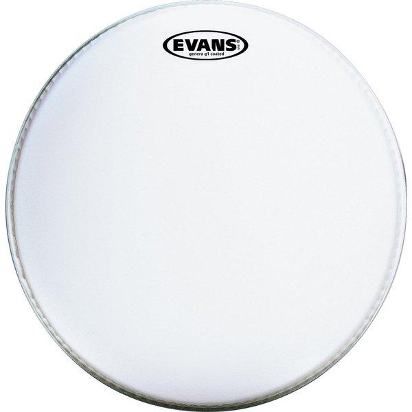 """Evans Evans Genera G1 Coated 22"""" Bass Drumhead"""