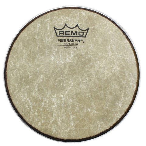 """Remo R-Series Fiberskyn 8.8"""" Bongo Drumhead"""