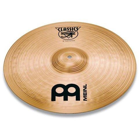 "Meinl Classics 18"" Powerful Crash Cymbal"