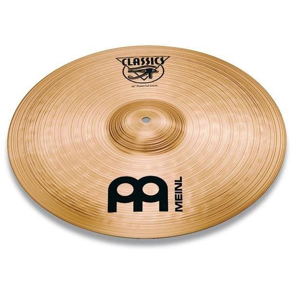 "Meinl Meinl Classics 18"" Powerful Crash Cymbal"