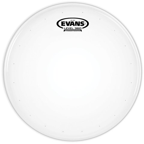 "Evans Genera Dry Coated 12"" HD Heavy Duty Drumhead"