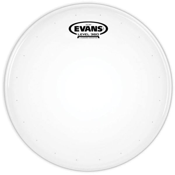 "Evans Evans Genera Dry Coated 12"" HD Heavy Duty Drumhead"
