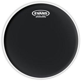 """Evans Evans Hydraulic Black 14"""" Tom Drumhead"""