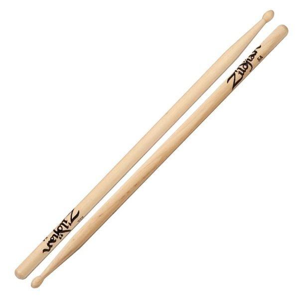 Zildjian Zildjian 5A Wood Natural Drumsticks