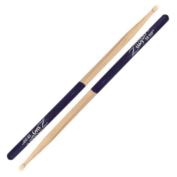 Zildjian Zildjian 5B Dip Series Nylon Purple Drumsticks