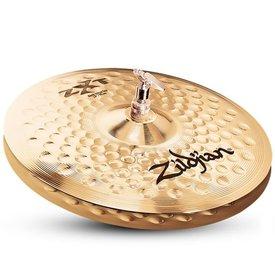 "Zildjian ZXT Series 14"" Rock Hi Hat Cymbals"