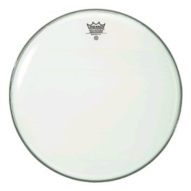 "Remo Remo Smooth White Ambassador 18"" Diameter Batter Drumhead"
