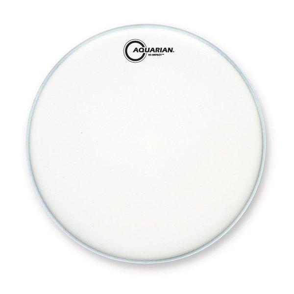 """Aquarian Aquarian Hi-Impact Series 14"""" Snare Drumhead - White"""