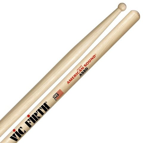 Vic Firth American Sound - 8D Drumsticks