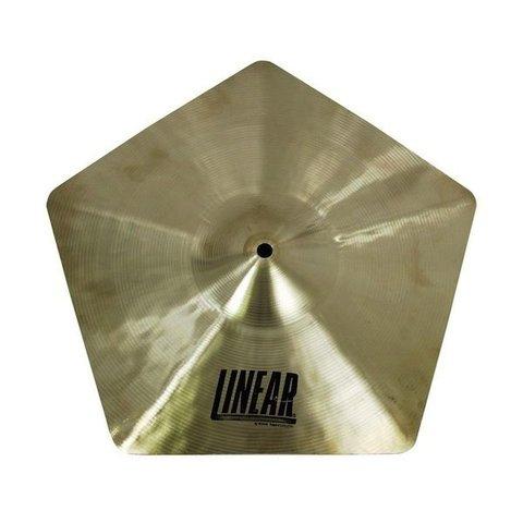 """Wuhan 13"""" Linear Cymbal"""