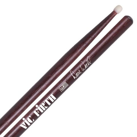 Vic Firth Signature Series -- Dave Weckl nylon tip
