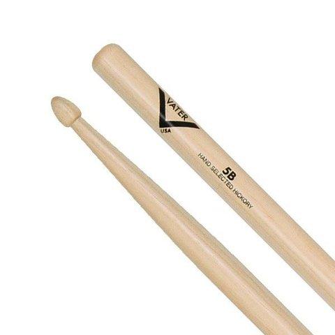 Vater 5B Wood Tip Drumsticks