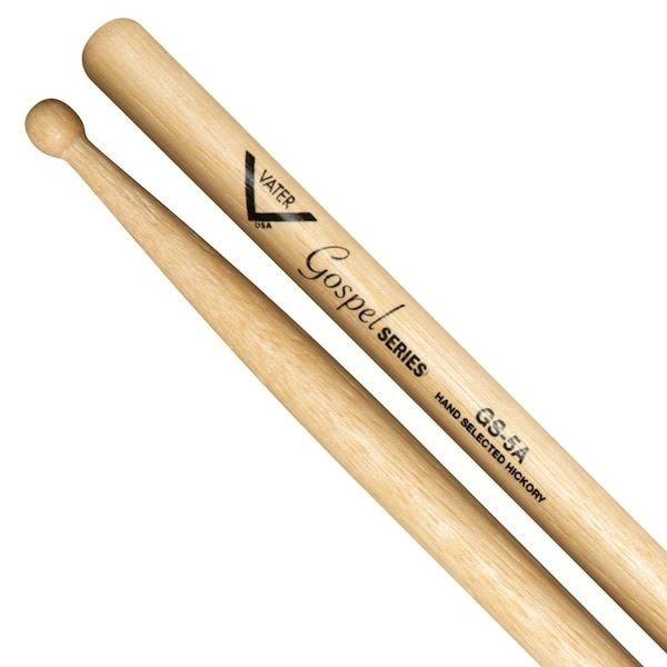 Vater Vater Gospel 5A Wood Tip Drumsticks