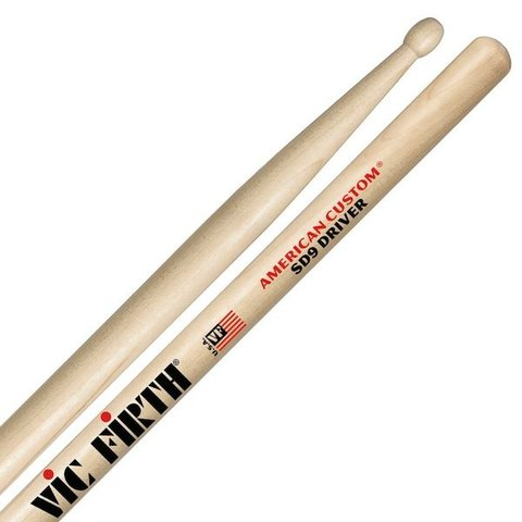Vic Firth American Custom - SD9 Driver Drumsticks