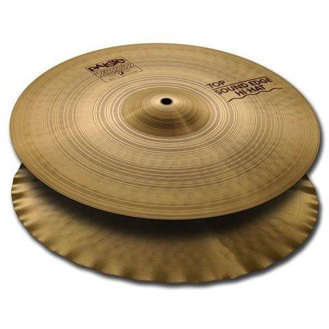 "Paiste 2002 Classic 14"" Sound Edge Hi Hat Cymbals"