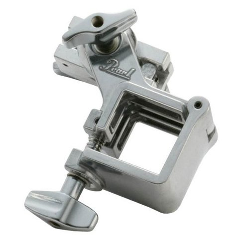 Pearl Pipe Clamp with Swivel Arm - Die Cast for ICON Series Racks