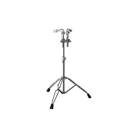 Pearl Double Tom Stand with TH-88S Gear Tilter Tom Holders (2)