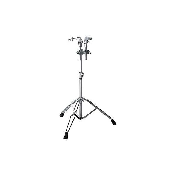 Pearl Pearl Double Tom Stand with TH-88S Gear Tilter Tom Holders (2)