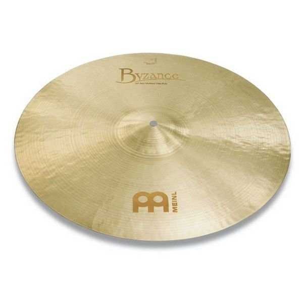 "Meinl Meinl Byzance Jazz 22"" Medium Thin Ride Cymbal"