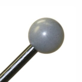 "Mike Balter Mike Balter BB10 Balter Basics 15 1/8"" Hard PVC Bell/Xylophone Mallets with Black Birch Handles"