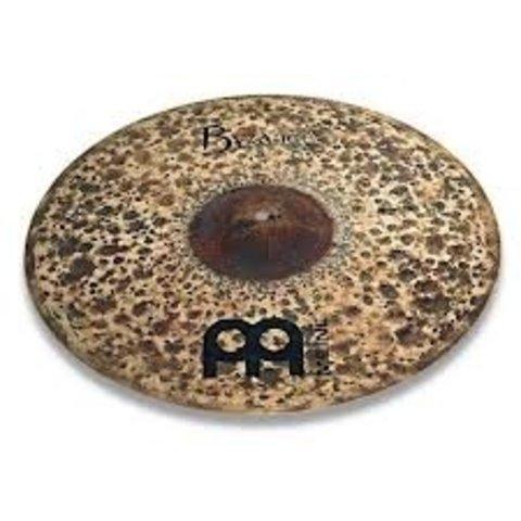 "Meinl Byzance Dark 22"" Raw Bell Ride Cymbal"