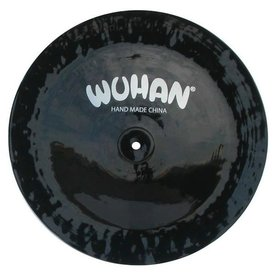 "Wuhan 18"" Trashy Black China Cymbal"
