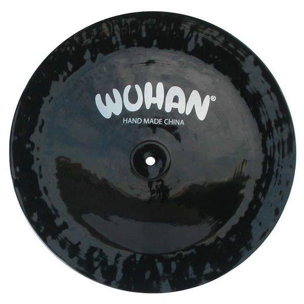 "Wuhan 18"" Trashy Black China Cymbal"
