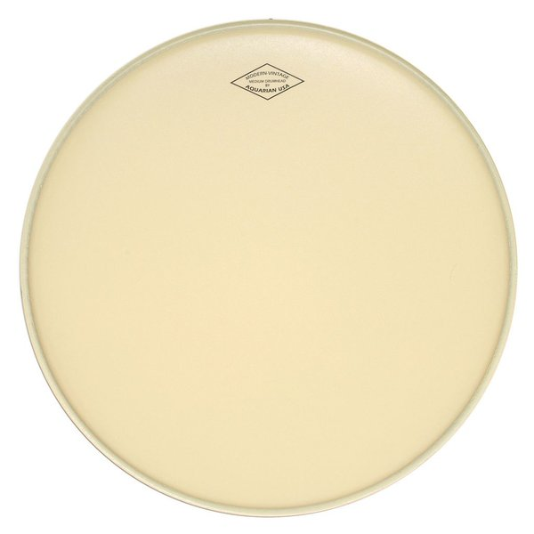 "Aquarian Aquarian Modern Vintage 15"" Medium Tom Drumhead"