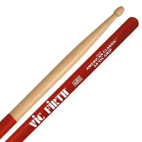 Vic Firth American Classic® 5A w/ VIC GRIP