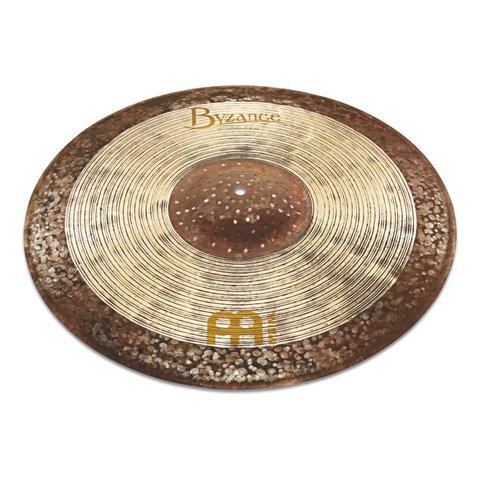 """Meinl Byzance Jazz 22"""" Symmetry Ride Cymbal"""