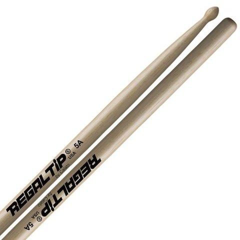 Regal Tip Classic Hickory Wood Tip 5A Drumsticks