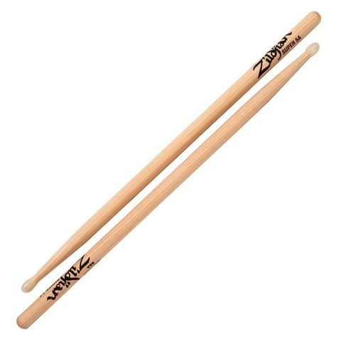 Zildjian 5A Super Nylon Natural Drumsticks