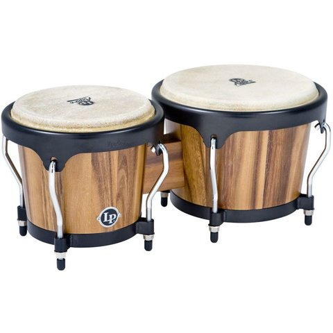 LP Aspire Bongos Siam Walnut
