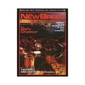 Hal Leonard The New Breed - Revised Edition with Audio Online by Gary Chester; Book & CD