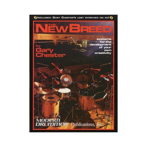 The New Breed - Revised Edition with Audio Online by Gary Chester; Book & CD