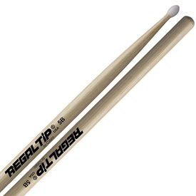 Regal Tip Regal Tip Classic Hickory Nylon Tip 5B Drumsticks