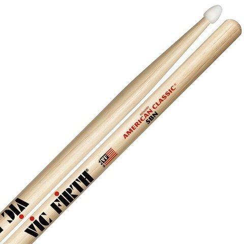 Vic Firth American Classic - 5BN - Nylon Tip Drumsticks