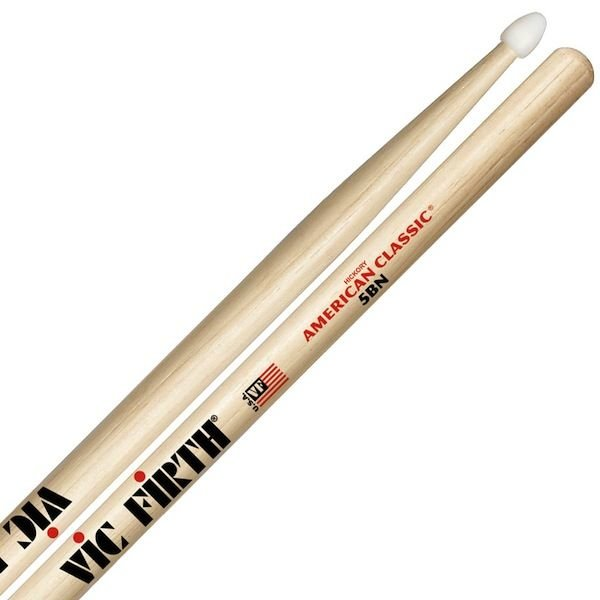 Vic Firth Vic Firth American Classic - 5BN - Nylon Tip Drumsticks