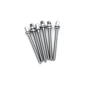 "DW DW Stainless Tension Rod M5 - .8x3.75"" (6-Pack)"