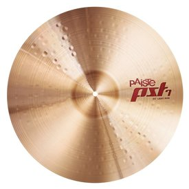 "Paiste Paiste PST7 Series 20"" Light Ride Cymbal"