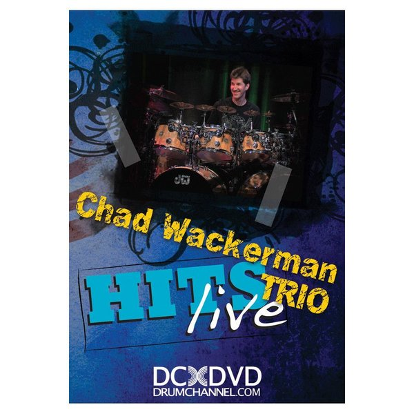 Alfred Publishing Chad Wackerman Trio: Hits Live DVD