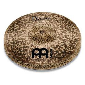 """Meinl Meinl Byzance Dark 14"""" Hi Hat Cymbals"""