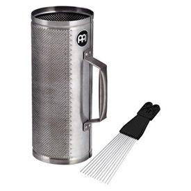 Meinl Meinl Brushed Steel Merenge Guiro w/ MGS2 Scraper