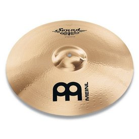 "Meinl Meinl Soundcaster Custom 18"" Powerful Crash Cymbal"