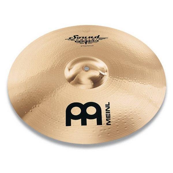 "Meinl Meinl Soundcaster Custom 18"" Powerful Crash Cymbal"