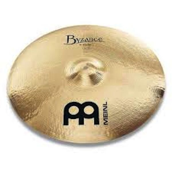 "Meinl Meinl Byzance Brilliant 20"" Heavy Ride Cymbal"