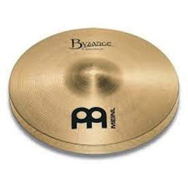 "Meinl Meinl Byzance Traditional 10"" Mini Hi Hat Cymbals"